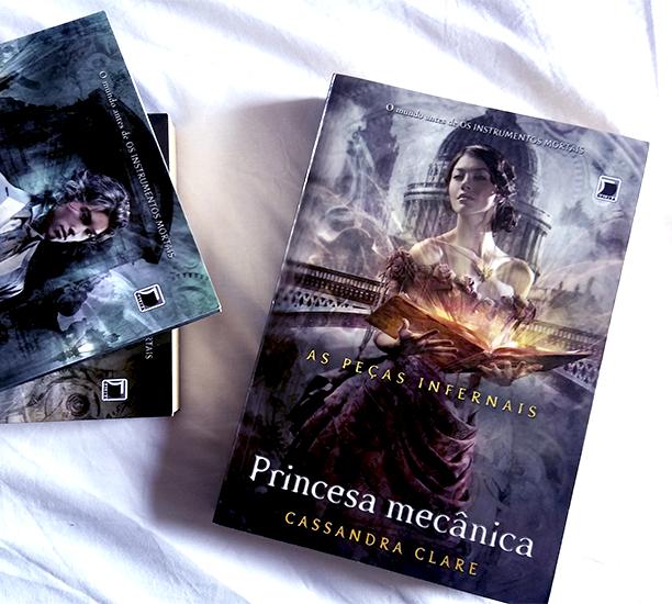 princesa mecanica livro