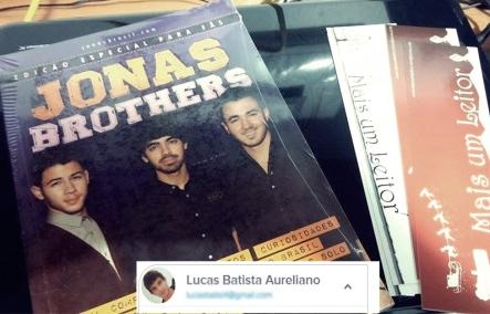 Ganhador 4 - Livro Jonas B.