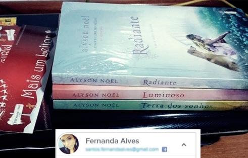 ganhadora 2 - os 3 livros