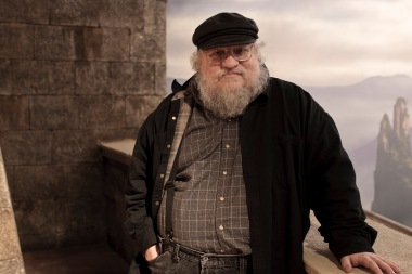 UNDATED -- Undated handout photo from GAME OF THRONES. 'Game of Thrones' novelist George R.R. Martin. The new HBO series Game of Thrones premieres Sunday, April 17 on HBO Canada.         HANDOUT PHOTO: Nick Briggs / HBO.  For Alex Strachan (Postmedia News). TV-GAME-OF-THRONES  For Fish Griwkowsky (Edmonton Journal). BOOKS-GEORGE-MARTIN