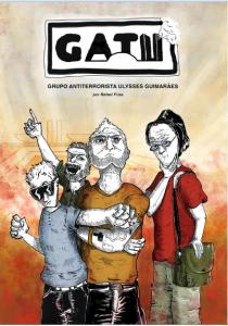 Capa Livro GATU