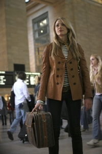"""Pilot""-- Pictured Blake Lively as Serena in GOSSIP GIRL on The CW. Photo Credit: The CW / KC Bailey© 2007 THE CW NETWORK, LLC. ALL RIGHTS RESERVED."