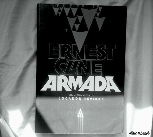 Livro Armada - Ernest cline