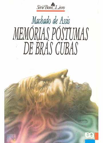 livro memorias postumas