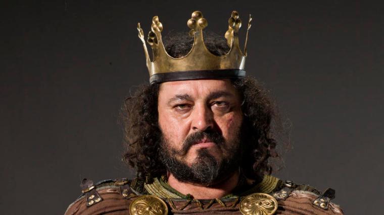 King Aella