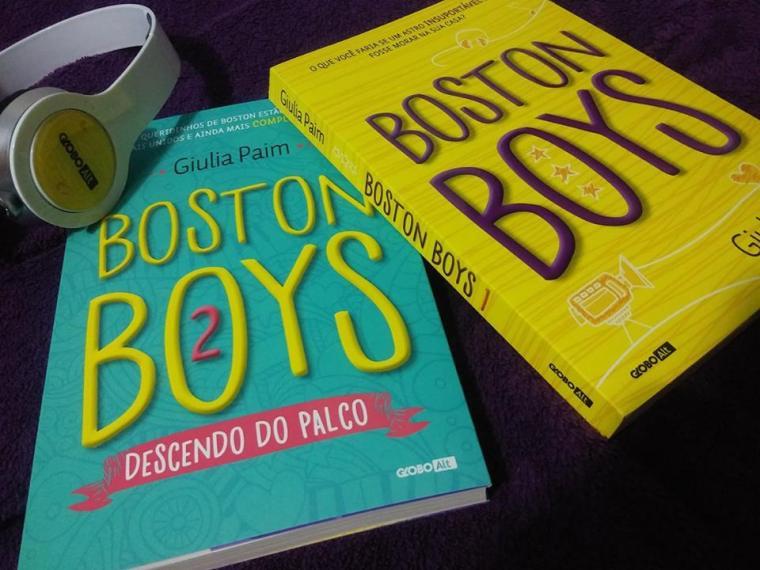 Boston Boys - Giulia Paim