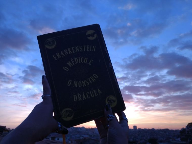 resenha livro dracula