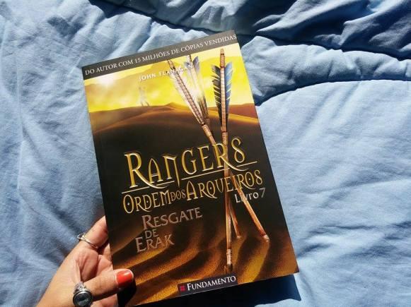 rangers - resgate de erak