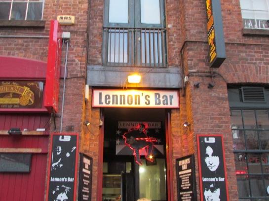 Bar do Lennon
