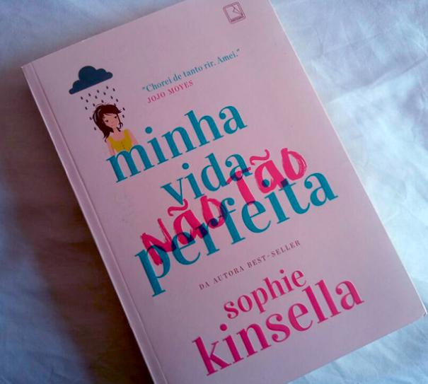 minha vida não tão perfeita livro