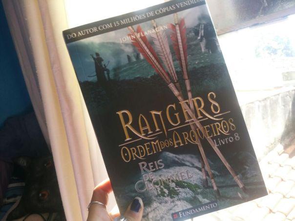 rangers livro 8